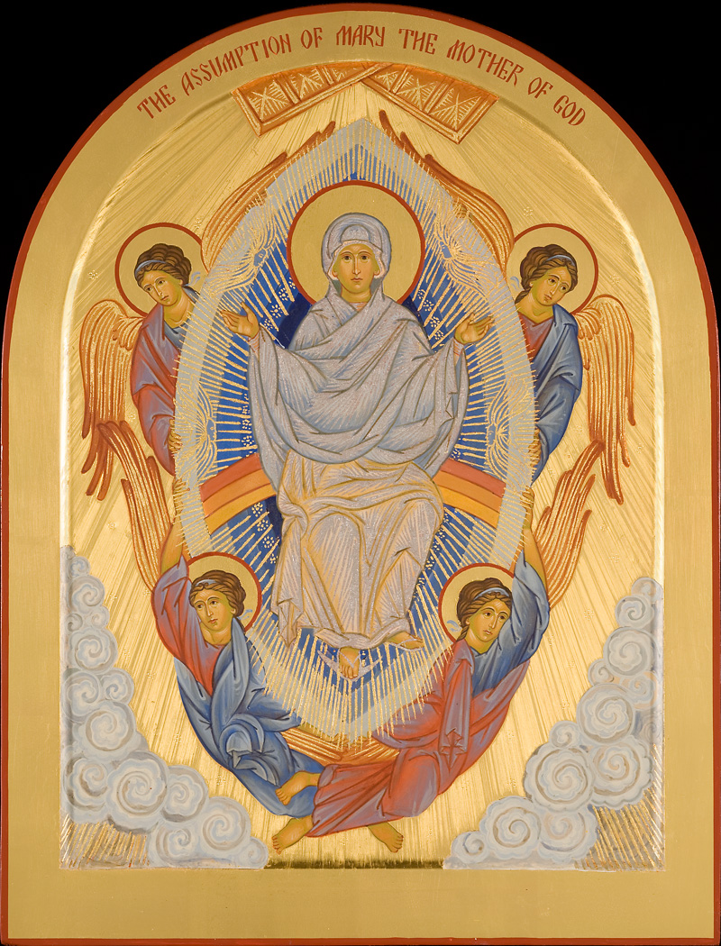 Assumption of Mary, Mother of God