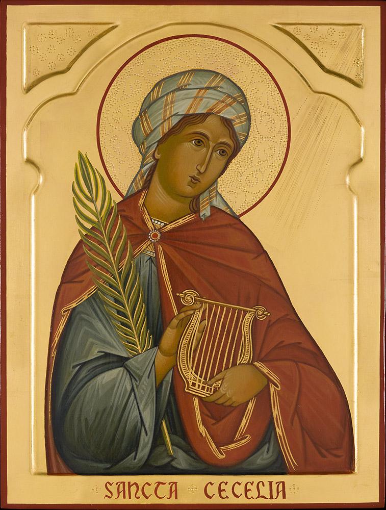 Saint Cecelia