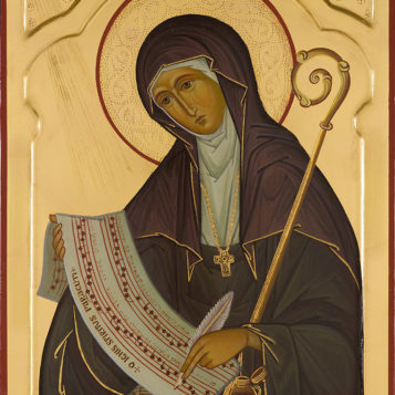 Saint Hildegardis